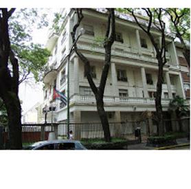 Embajada Cuba Argentina