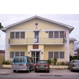 Embajada Cuba Bahamas