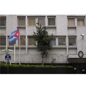 Embajada Cuba Francia