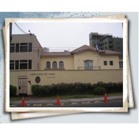 Embajada Cuba Peru