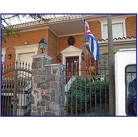 Embajada Cuba Uruguay