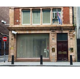 Embajada Cuba en Londres