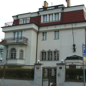 Embajada Cuba republica checa