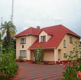 Embajada de Cuba Zimbawe