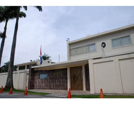 Embajada de Cuba en Venezuela